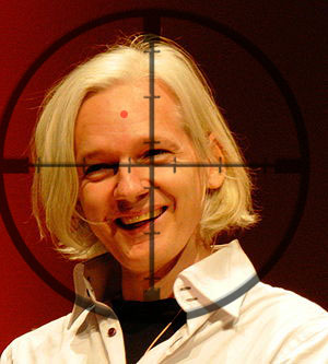Julian Assange: Soon-to-be-whacked?