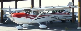 Airplane similar to the kind stolen by Harris-Moore